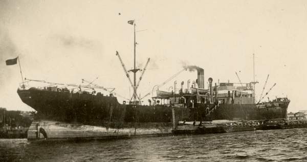 The Aymeric - Sunk on May 17, 1943 near Greenland - uboat.net