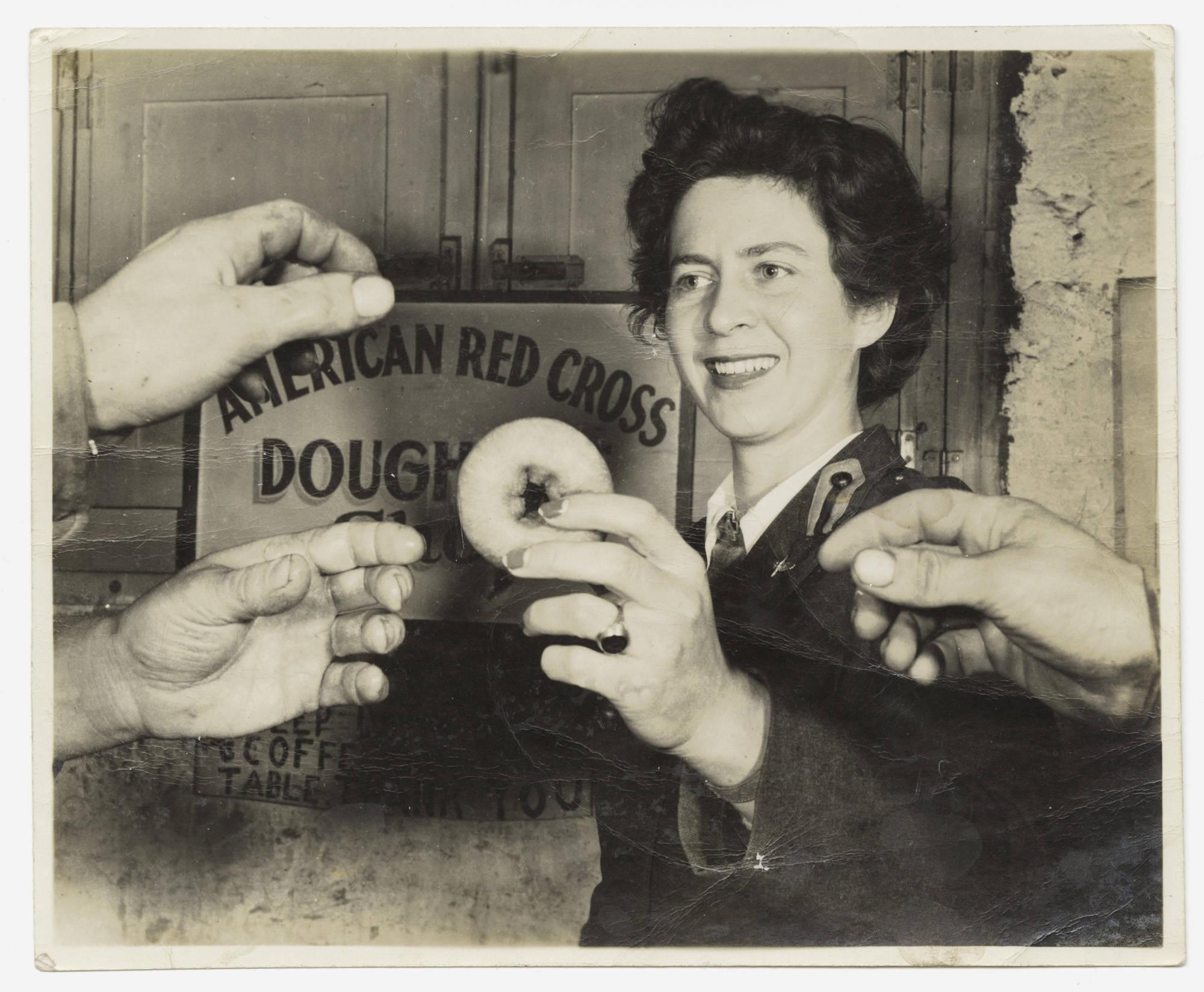 """Doughnut Dolly"""