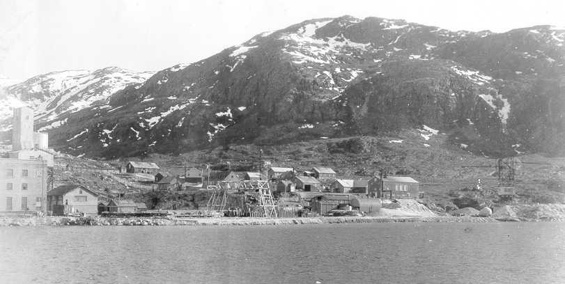 Cryolite Mine, Ivgtut Greenland